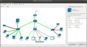 como hacer mapas de red