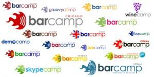 barcamp logos