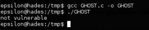 vulnerabilidad ghost
